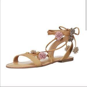 Carlos Santana sandals
